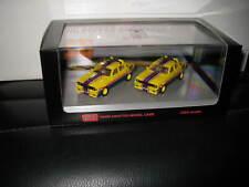 1/64 ACE MAD MAX MOVIE CARS XA & XB SEDAN PURSUIT MFP INTERCEPTORS TWIN SET