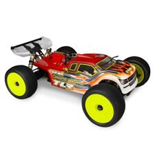 JConcepts Finnisher - TLR 8ight-T 4.0 Clear Body - JCO00312