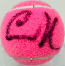 Anna Kournikova Signed Penn Tennis Ball Pink - PSA DNA COA