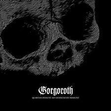 GORGOROTH - QUANTOS POSSUNT AD SATANITATEM TRAHUNT [LIMITED EDITION] USED - VERY