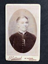 Victorian Carte De Visite CDV: Lady: Eastmead: Rochester