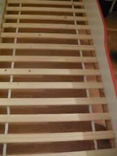 Wooden bed slats            3ft           91.5cm