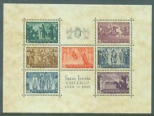 HONGRIE 1938 St. Stephan SG. MS621a légèrement MH