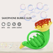 Water Blowing Toy Bubble Soap Bubble Blower Outdoor Kid Child Toy Random Style J