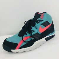 Nike Mens 15 Air Trainer Sc High Retro Bo Jackson South Beach Shoes 302346-300
