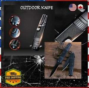 Outdoor Pocket Folding Knife Tactical Camping Survival Hunting Military Knives