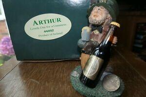 Declan Finnian 'Arthur' original Box Collectable character