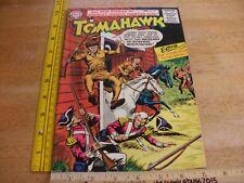 TOMAHAWK DC #38 comic F 1950s SCARCE George Washington Western