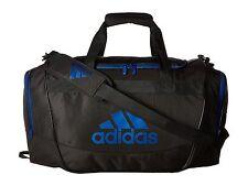 adidas Defender II Medium Duffel Bag, 5141793 Black/Blue