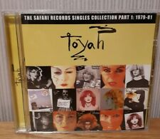 TOYAH - The Safari Records Singles Collection Part 1: 1979-81 (CD)