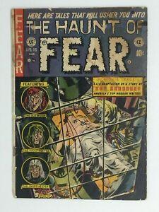 The Haunt of Fear 16 * solid low grade: 1.8 - 2.0ish  * 🗝 🔥 * EC Pre Code