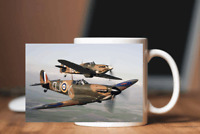 Spitfire Novelty Direct Printed Coffee Tea Mug Gift Idea Free Delivery