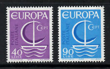 (Ref-5553) Italy 1966 Europa SG.1166/1167   Mint (MNH)