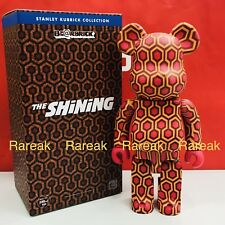 Medicom Be@rbrick 2018 The Shining 400% Masterpiece of Modern Horror bearbrick