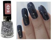 Revlon Glitter Top Coat Nail Polish Star RARE New