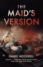 The Maid's Version by Daniel Woodrell (Paperback) Book