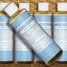 Dr. Bronner's Magic Soap Neutral-Mild Baby 240ml Flüssigseife FairTrade Bio veg