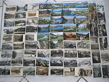 Bayern Alpen Sammlung 130 Ansichtskarten 1905-1945 im Album Topografie