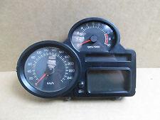 BMW R1200ST 2005 30,917 miles instruments clocks speedo in kilometers