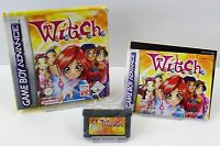 Nintendo Game Boy Advance GBA - Witch + Anleitung + OVP