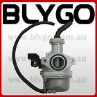 PZ 22mm Lever Choke Carb Carby Carburetor 125cc PIT PRO Quad Dirt Bike ATV Buggy