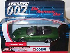 James Bond Jaguar XKR Die Another Day 1-36 scale Mint in Box