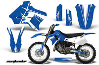 Dirt Bike Graphic Kit Decal Sticker Wrap For Yamaha YZ125 YZ250 93-95 CONT W U