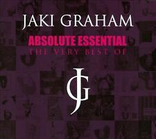 "JAKI GRAHAM ""Absolute Essential"" The Very Best of Jaki Graham brand new 2 CD set"