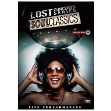 Lost Concerts Series: Soul Classics --BRAND NEW --FREE SHIPPING--B19