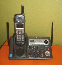 KX-TG6500B PANASONIC 2-LINE 5.8 GHz  GIGARANGE  PHONE ANSWERING SYSTEM  J4.3