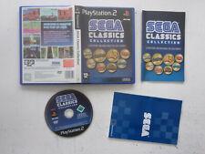 Sega classics collection (golden axe/outrun...) Playstation 2 PS2 FR