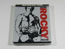 Rocky Collection Blu-ray Steelbook [USA] 6 Film Collection
