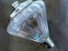 Glas Bohnenbehälter + Deckel Eureka Lusso MDML Hopper auch für ähnliche Modelle