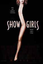 SHOWGIRLS (1995) ORIGINAL MOVIE POSTER  -  ROLLED
