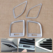 inner Chrome AC Air Condition Vent Outlet Cover Trim for Mazda CX-5 2012-14 2015