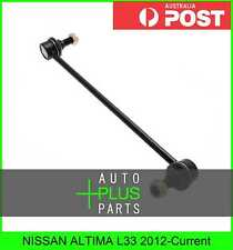 Fits NISSAN ALTIMA L33 Front Right Hand Rh Stabiliser / Anti Roll Sway Bar Link