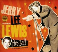 Jerry Lee Lewis - Fireball: The Essential Jerry Lee Lewis [CD]