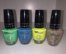 Amuse Nail Lacquer, Lot Of 4 Nail Colors, Nail polish, New, Free shipping