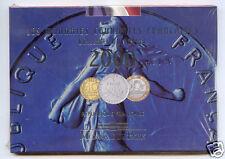MONNAIE DE PARIS COFFRET BU BRILLANT UNIVERSEL 2000