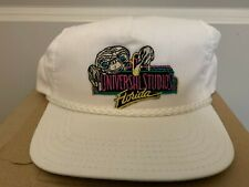Vintage 1980s Universal Studies Florida E.T. Made in U.S.A Snapback Hat