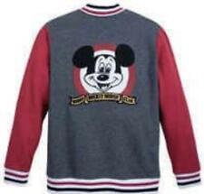 Disney Mickey Mouse Club Varsity Mens Jacket