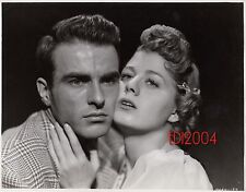 "SHELLEY WINTERS & MONTGOMERY CLIFT Vintage Original Photo '51 ""PLACE IN THE SUN"""