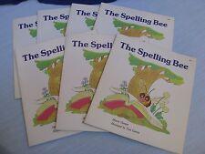 "Troll Associates 7 Student Books ""The Spelling Bee""  School Teacher ESL Class"