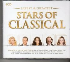 (FD382) Latest & Greatest Stars Of Classical, 60 tracks - 3 CDs - 2012