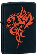 Zippo 21067 lighter hidden dragon matte