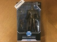 New! McFarlane Batman Bronze Edition Arkham Asylum DC Multiverse NYCC Exclusive