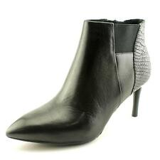 Rockport Total Motion Pointy Toe Layer Bootie Women US 10 Black 2885