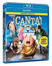 ¡Canta! (Blu-ray, 2017)