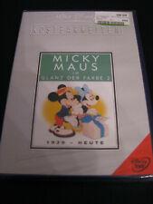 Walt Disney Kostbarkeiten: Micky Maus im Glanz der Farbe 2 (2 DVDs), ovp