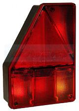 Aspock earpoint 1 TRASERO L/H Combinación Lámpara Luz De La Cola Indespension remolque